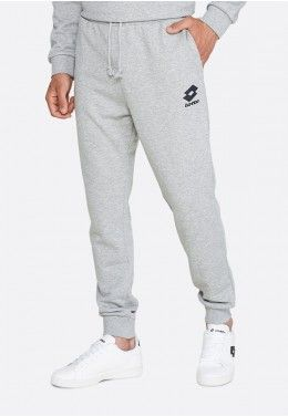Спортивная кофта мужская Lotto ATHLETICA CLASSIC SWEAT FZ PL 213329/28A Спортивные штаны мужские Lotto SMART II PANT MEL FT 214476/1CW