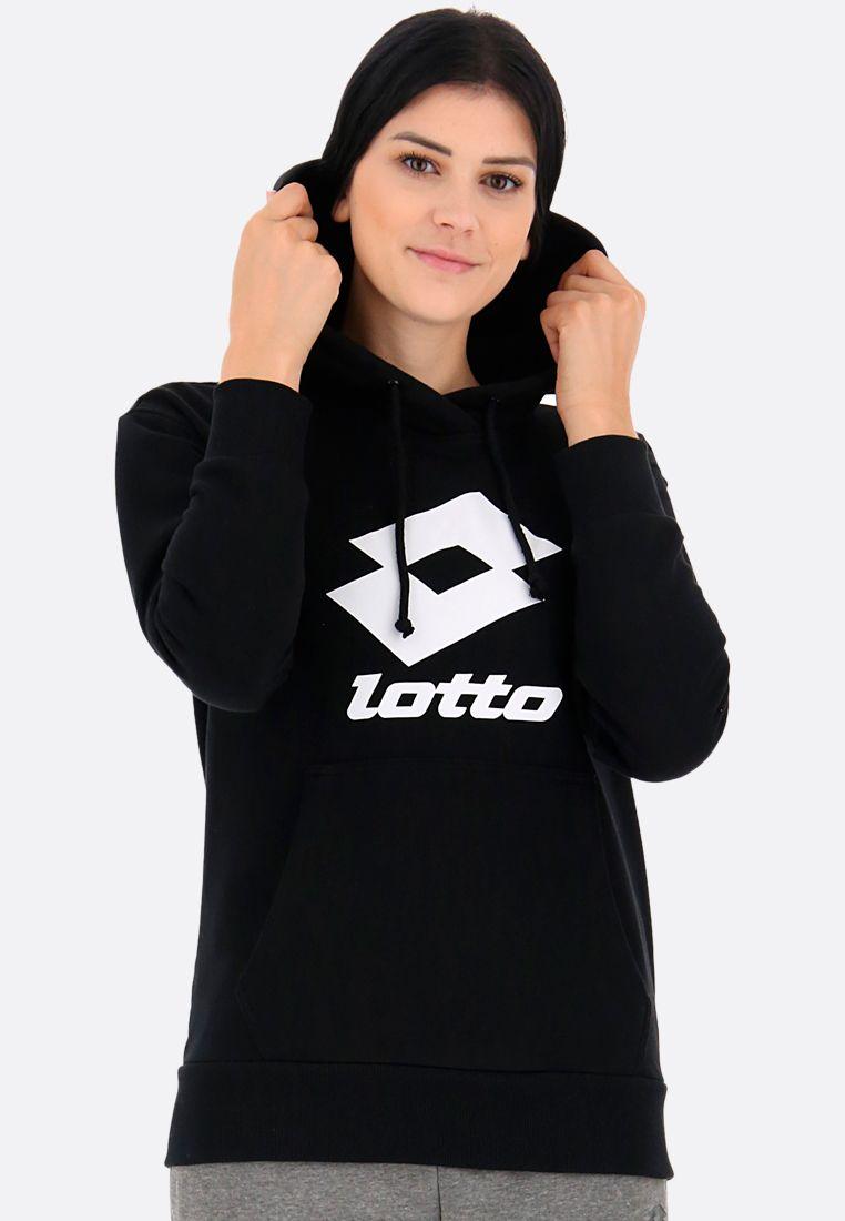 Худи женская Lotto SMART W II SWEAT HD FT 214479/1CL