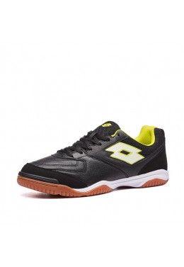 Футбольная обувь для футзала Футзалки (бампы) мужские Lotto TACTO 200 V ID 214586/6W5