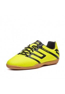 Футбольная обувь для футзала Футзалки (бампы) детские Lotto MAESTRO 700 IV ID JR 214648/27S
