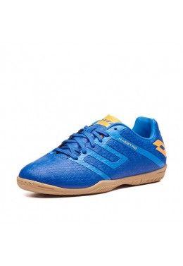 Футбольная обувь для футзала Футзалки (бампы) детские Lotto MAESTRO 700 IV ID JR 214648/6WJ