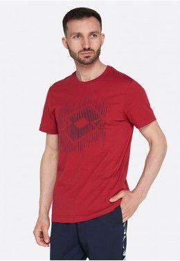 Мужские футболки Футболка мужская Lotto TEE LOSANGA JS 214659/5IV