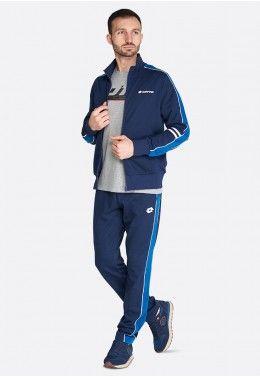 Мужские спортивные костюмы Спортивный костюм мужской Lotto SUIT MORE III BS FL 214698/1CI