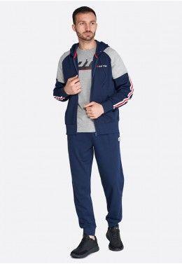 Распродажа мужской одежды Спортивный костюм мужской Lotto SUIT DIAMOND III HD RIB FL 214700/1CI