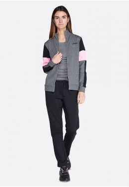 Спортивный костюм женский Lotto SUIT SABRA W III MEL FL 214705/1PC