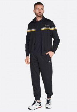 Рекомендуемые Спортивный костюм мужской Lotto SUIT DUAL III RIB FL 214714/1CL
