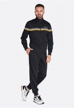 Спортивный костюм мужской Lotto SUIT DUAL III RIB FL 214714/1CL