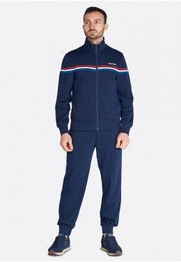 Спортивная одежда Спортивный костюм мужской Lotto SUIT DUAL III RIB FL 214714/1CI