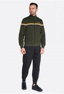 Спортивный костюм мужской Lotto SUIT DUAL III RIB FL 214714/1CL Спортивный костюм мужской Lotto SUIT DUAL III RIB FL 214714/27J