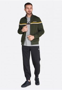 Спортивный костюм мужской Lotto SUIT DUAL III RIB FL 214714/27J