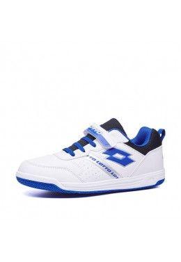 Теннисные кроссовки Кроссовки детские Lotto SET ACE AMF XV CL SL 214917/73M