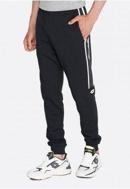 Спортивная одежда Спортивные штаны мужские Lotto DINAMICO IV PANT CUFF FT 215573/1CL