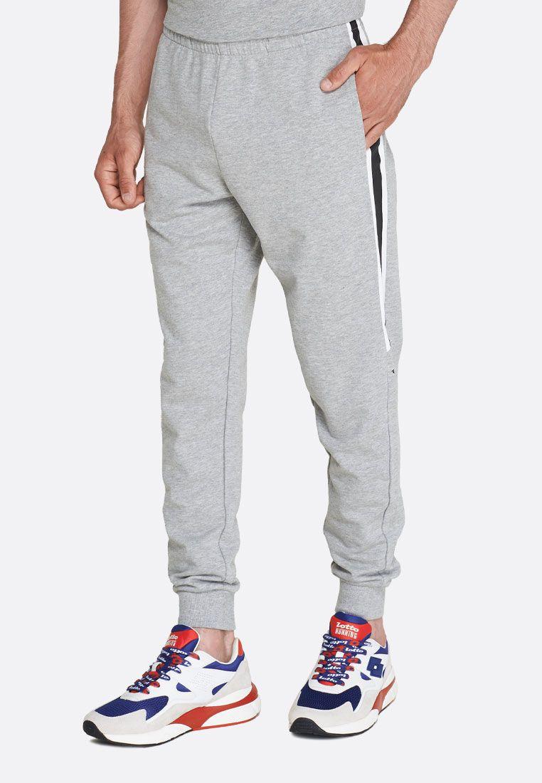 Спортивные штаны мужские Lotto DINAMICO IV PANT CUFF MEL FT 215574/1CW