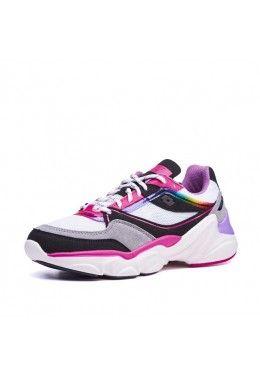 Женская спортивная обувь Кроссовки женские Lotto CARNIVAL II POP W 215782/7IU