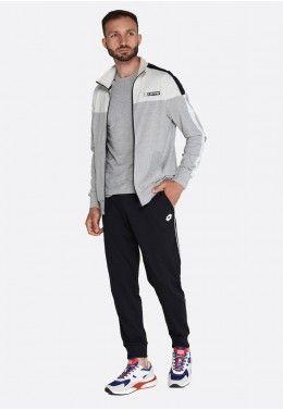 Мужская спортивная одежда Спортивный костюм мужской Lotto SUIT DUAL IV RIB MEL JS 215825/1PE
