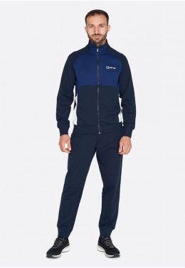 Спортивная одежда Спортивный костюм мужской Lotto SUIT TRIPLE IV RIB FT 215826/34V