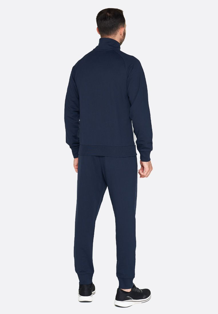 Спортивный костюм мужской Lotto SUIT TRIPLE IV RIB FT 215826/34V