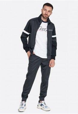 Мужская спортивная одежда Спортивный костюм мужской Lotto SUIT CIRCLE IV RIB PL 215830/4C0