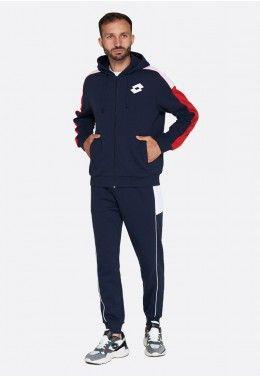 Спортивная одежда Спортивный костюм мужской Lotto ATHLETICA LG II SUIT HD FT 216199/1ZM