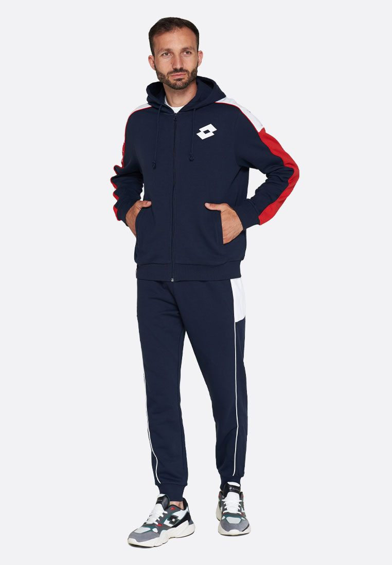 Спортивный костюм мужской Lotto ATHLETICA LG II SUIT HD FT 216199/1ZM