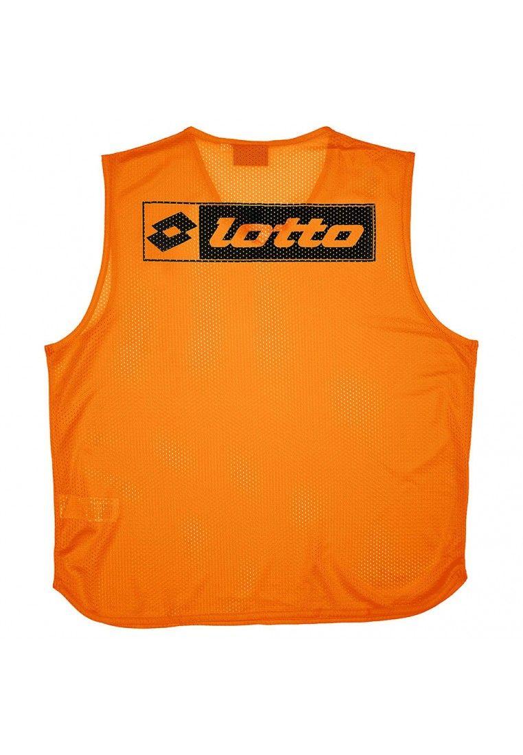Манишка футбольная Lotto TANK TEAM K3846