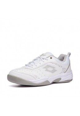 Теннисные кроссовки Кроссовки женские Lotto COURT LOGO VIII W SI L46581/0GL