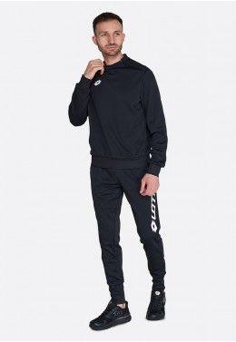 Спортивный костюм мужской Lotto SUIT ZENITH EVO HZ RIB L53034/1CL