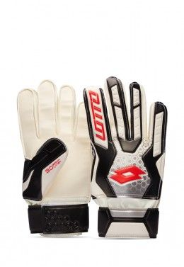 Сороконожки мужские Lotto SOLISTA 700 II TF 211222/23D Вратарские перчатки Lotto GLOVE GK SPIDER 800 L53155/1ZT