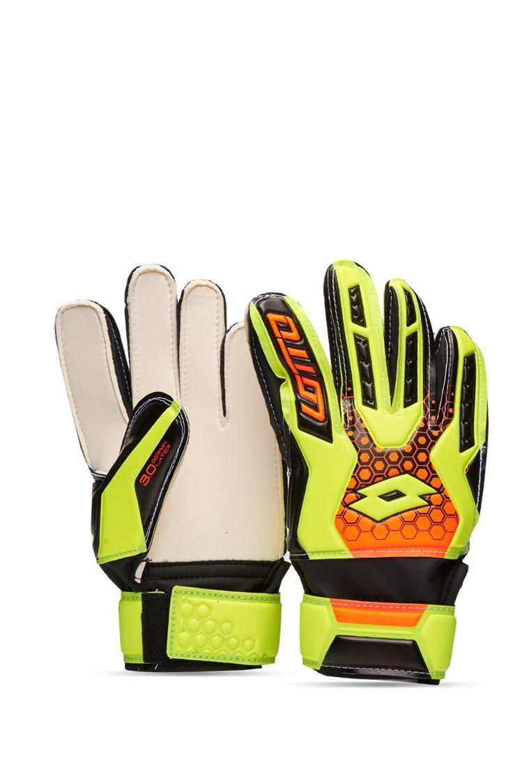 Вратарские перчатки детские Lotto GLOVE GK SPIDER 900 JR T3726