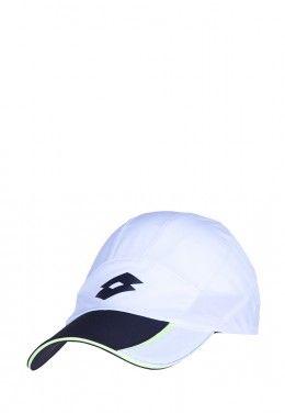 Головные уборы мужские Кепка для тенниса Lotto TENNIS CAP L54664/L65671/1CY