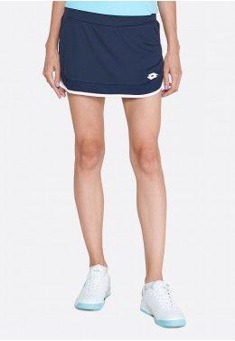 Кроссовки теннисные женские Lotto SPACE 400 ALR W 210742/1NZ Теннисная юбка женская Lotto SQUADRA W SKIRT PL L56896/1CI