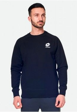 Реглан мужской Lotto ATHLETICA DUE SWEAT RN PL 211188/1CI Реглан мужской Lotto SMART SWEAT RN FT L57079/1CL
