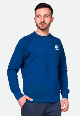 Худи мужская Lotto SMART SWEAT FZ HD PL 210633/1CL Реглан мужской Lotto SMART SWEAT RN FT L57079/1CM