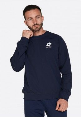 Реглан мужской Lotto ATHLETICA III SWEAT RN STP PRT PL 211762/1G2 Реглан мужской Lotto SMART SWEAT RN FT LB L58581/1CI