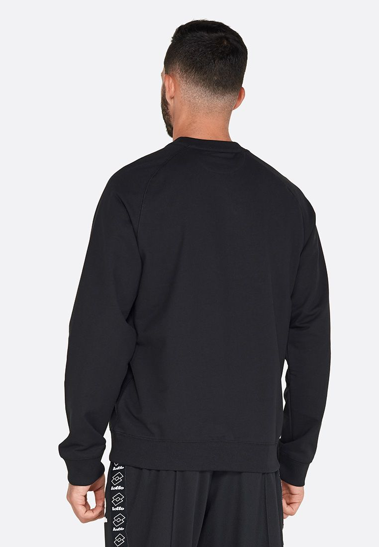 Реглан мужской Lotto SMART SWEAT RN FT LB L58581/1CL