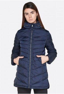 Куртки Куртка женская Lotto LUNGO VERBIER W PAD PL L58629/1CI