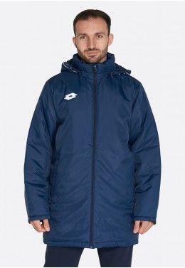 Мужская спортивная одежда Куртка мужская Lotto DELTA PLUS JACKET PAD PL L58631/1CI