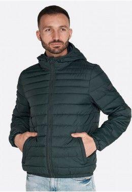 Мужские куртки Куртка мужская Lotto BOMBER CORTINA HD PAD PL L58639/1AO