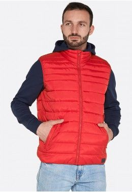 Жилетки Жилетка мужская Lotto GILET CORTINA PAD PL L58643/26L