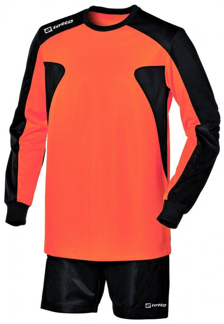 Вратарская форма мужская (шорты, реглан) Lotto KIT LS GUARD GK N3502