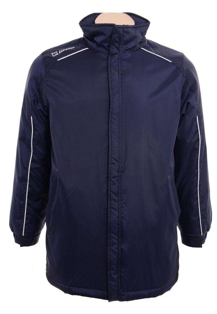 Куртка детская Lotto JACKET PAD ASSIST JR N5489