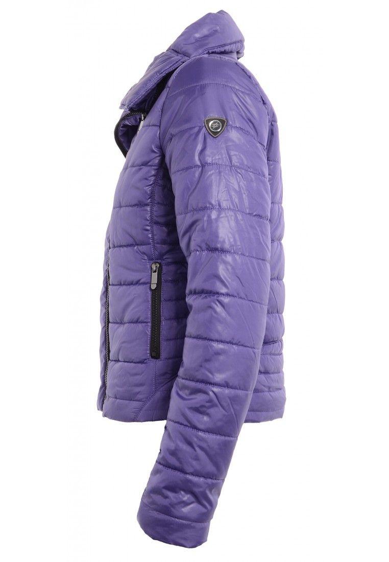Куртка женская Lotto JACKET PAD DENISE ZIP Q7804