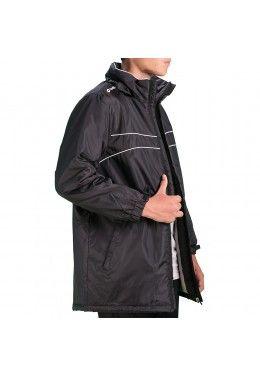 Куртки для мальчиков Куртка детская Lotto JACKET PAD OMEGA JR Q9303