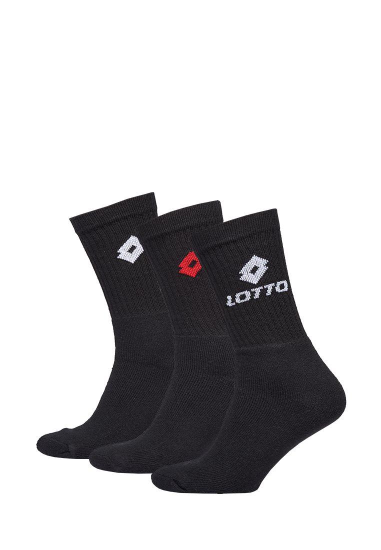 Носки спортивные Lotto SOCK QUARTER - PK3PRS (Упаковка,3 пары) R1555