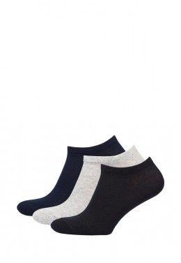 Спортивные носки Носки спортивные Lotto SOCK LOW CUT - PK3PRS (Упаковка,3 пары) R1562