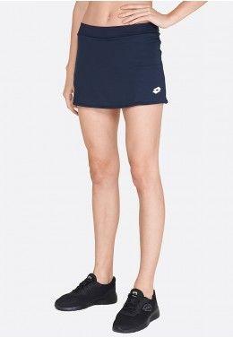 Кроссовки женские Lotto COURT LOGO XV W S9468 Теннисная юбка женская Lotto SKIRT ACE W R7839