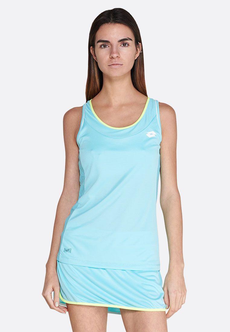 Майка для тенниса женская Lotto SHELA II TANK W R9824