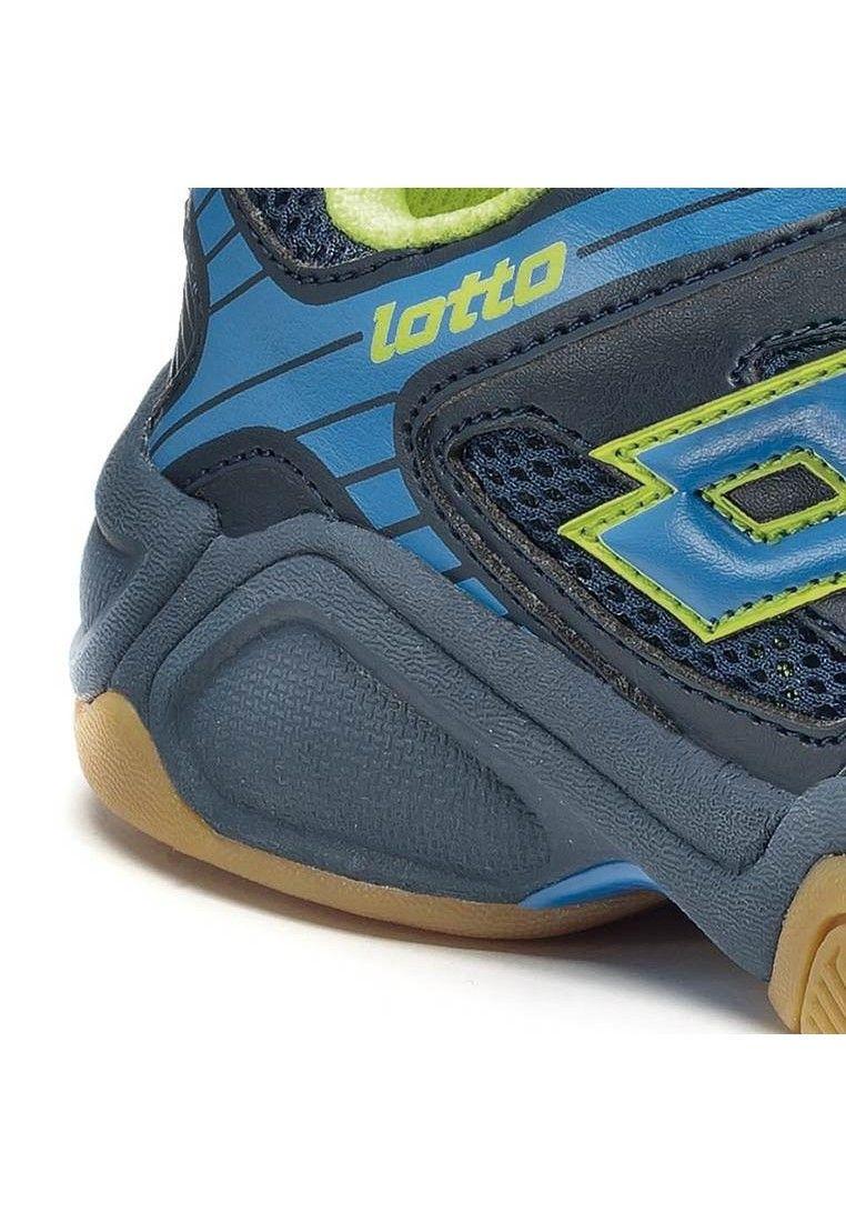 Кроссовки для бадминтона детские Lotto JUMPER V JR L S2363