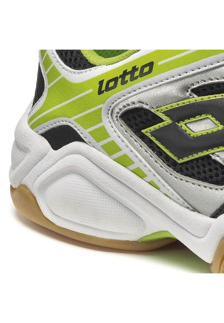 Кроссовки для бадминтона детские Lotto JUMPER V JR L S2366