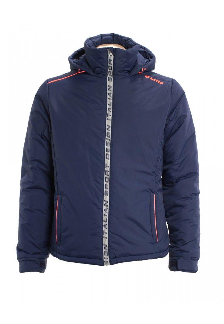 Куртка мужская Lotto PATRICK II JACKET PAD S3272